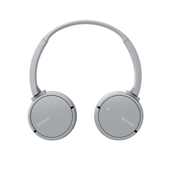 Sony MDR-ZX220BT On-Ear Bluetooth Headphones Grey