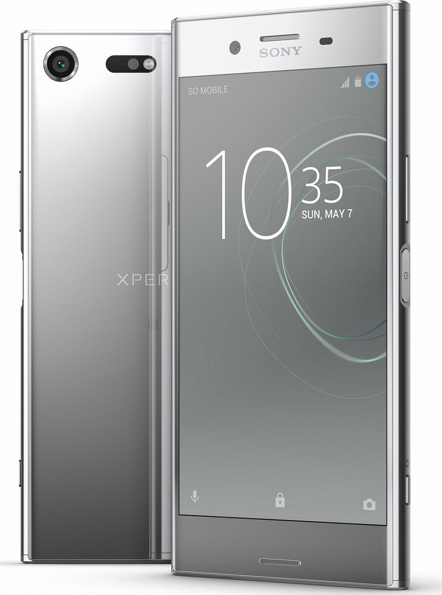 Sony Xperia XZ Premium G8142 Dual 64GB Chrome EU (Δώρο Tempered Glass) Πληρωμή έως 12 δόσεις