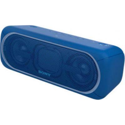 Sony SRS-XB40 Bluetooth Ηχείο Blue (Πληρωμή έως 12 δόσεις)