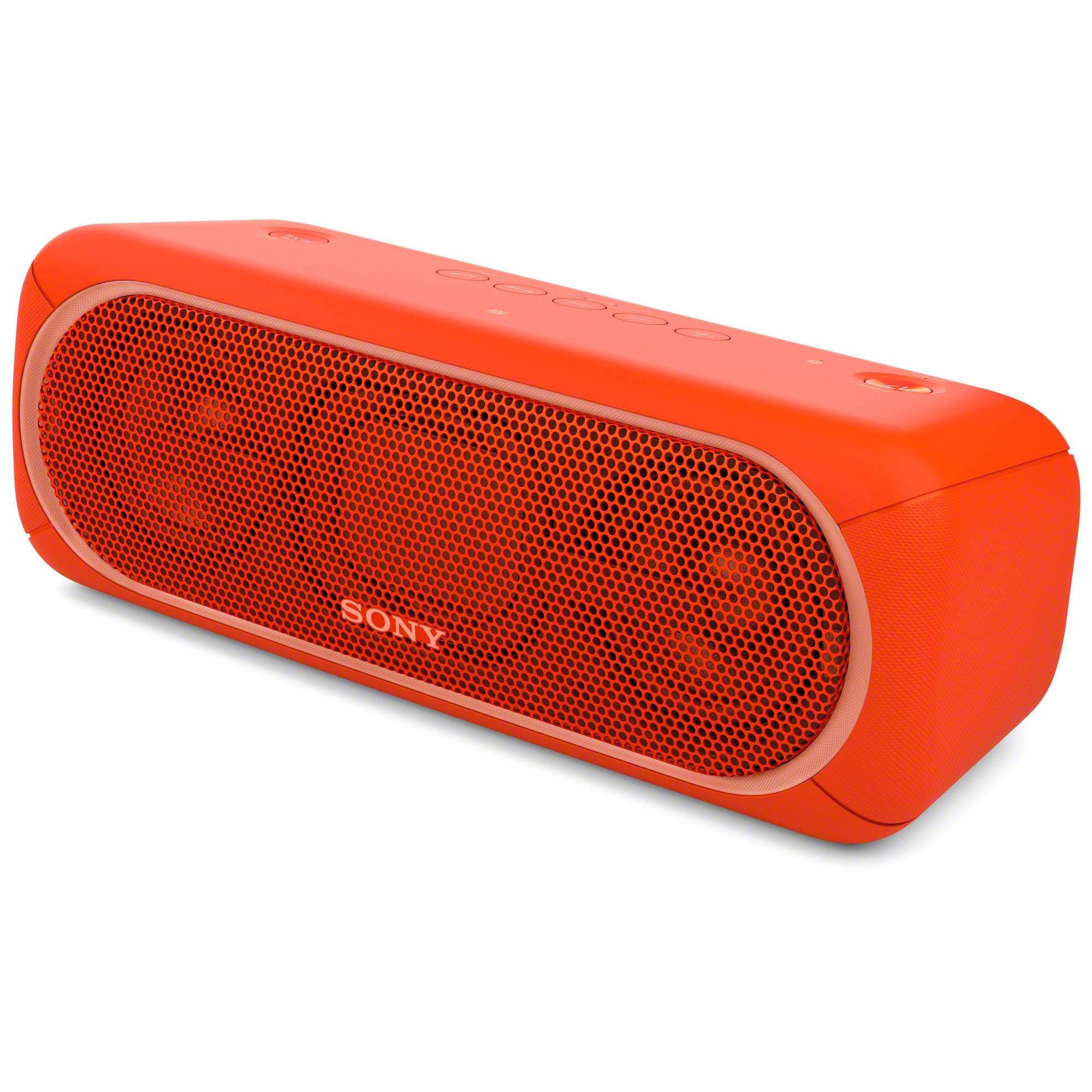 Sony SRS-XB40 Bluetooth Ηχείο Red (Πληρωμή έως 12 δόσεις)