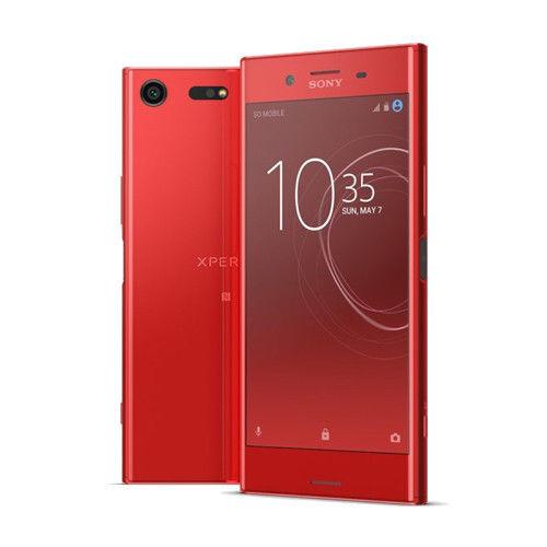 Sony Xperia XZ Premium G8142 Dual 64GB Red EU Πληρωμή έως 12 δόσεις