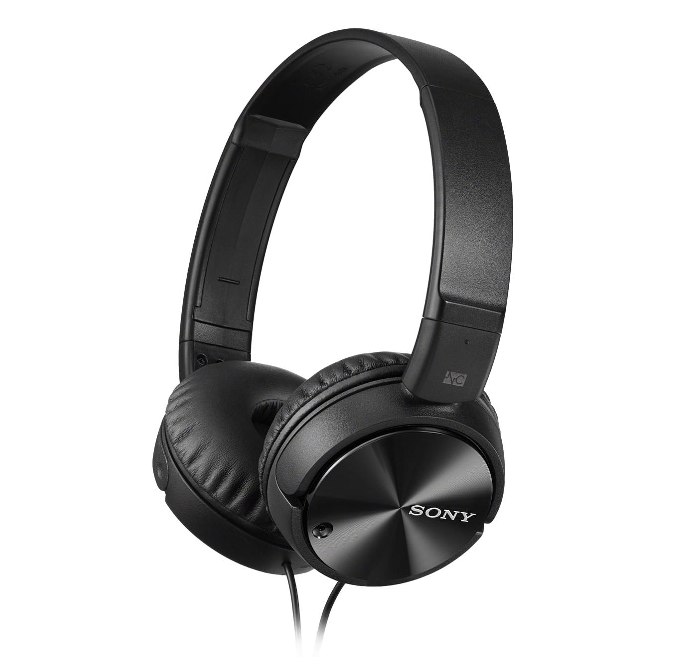Sony MDR-ZX110NA Headphones Black