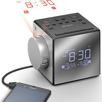 Sony ICF-C1PJ Alarm Clock