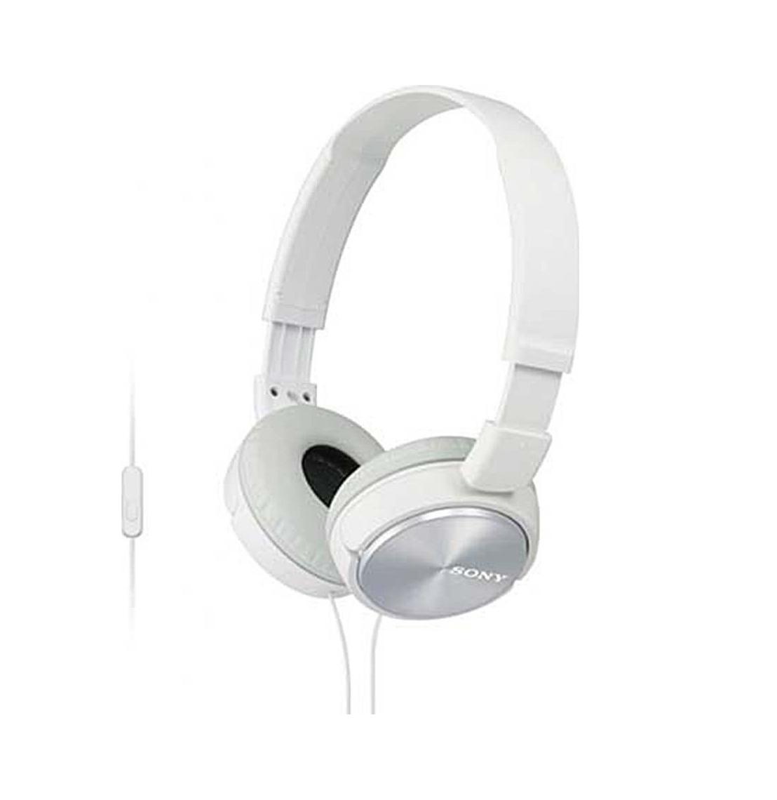 Sony MDR-ZX310APW On-Ear Headphones White