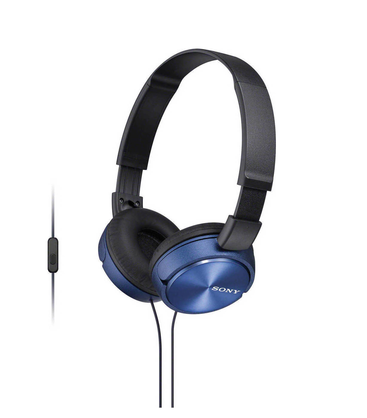 Sony MDR-ZX310APL On-Ear Headphones Blue