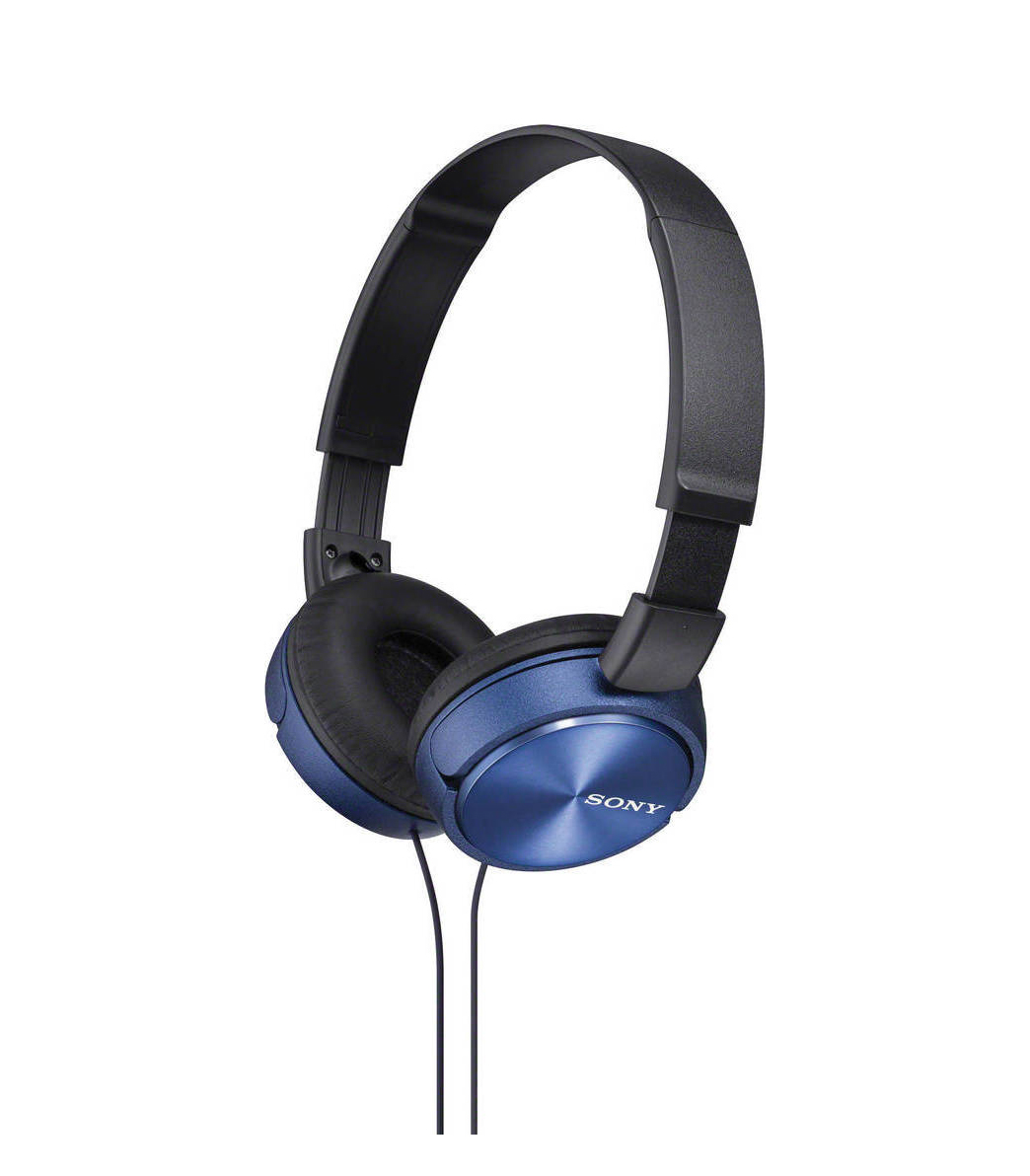 Sony MDR-ZX310 On-Ear Headphones Blue