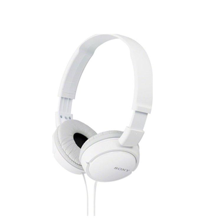 Sony MDR-ZX110APW Headphones White