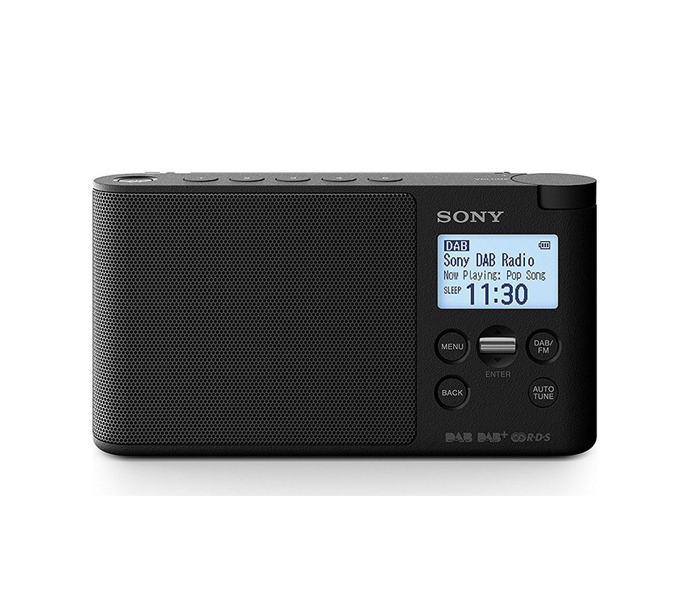 Sony XDR-S41DB Ραδιόφωνο Black