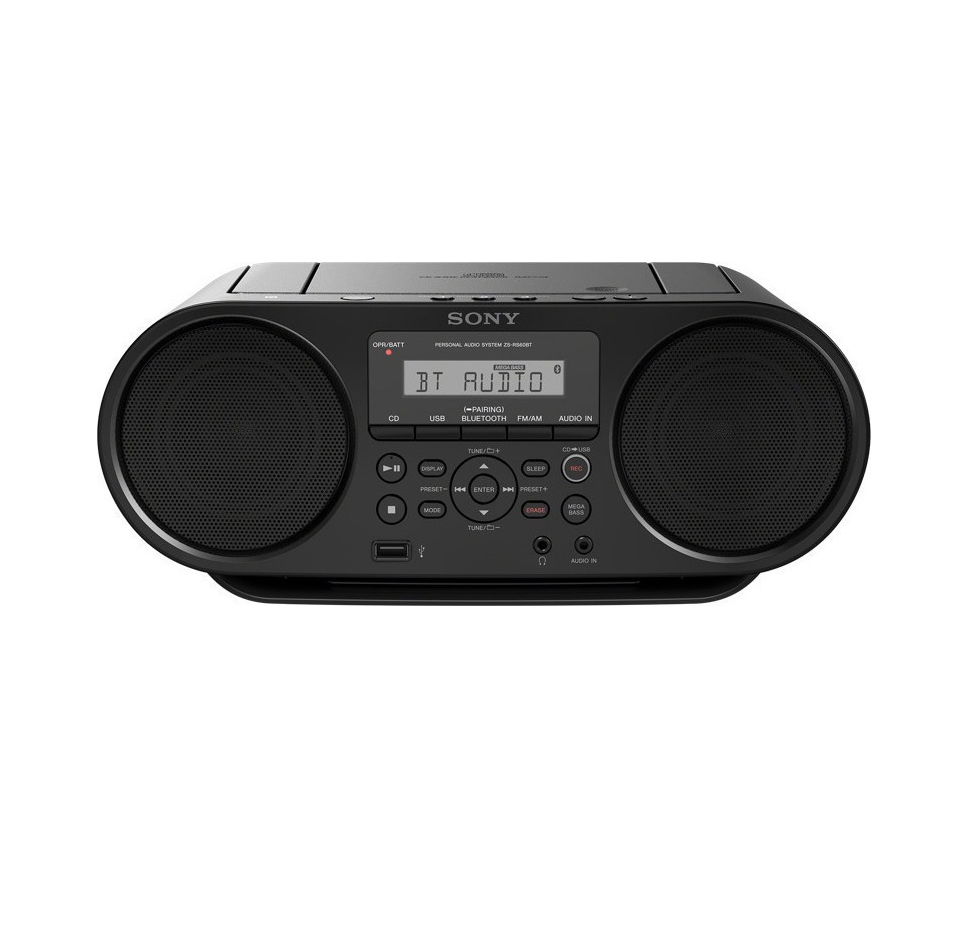 Sony ZS-RS60BT Φορητό Ηχοσύστημα