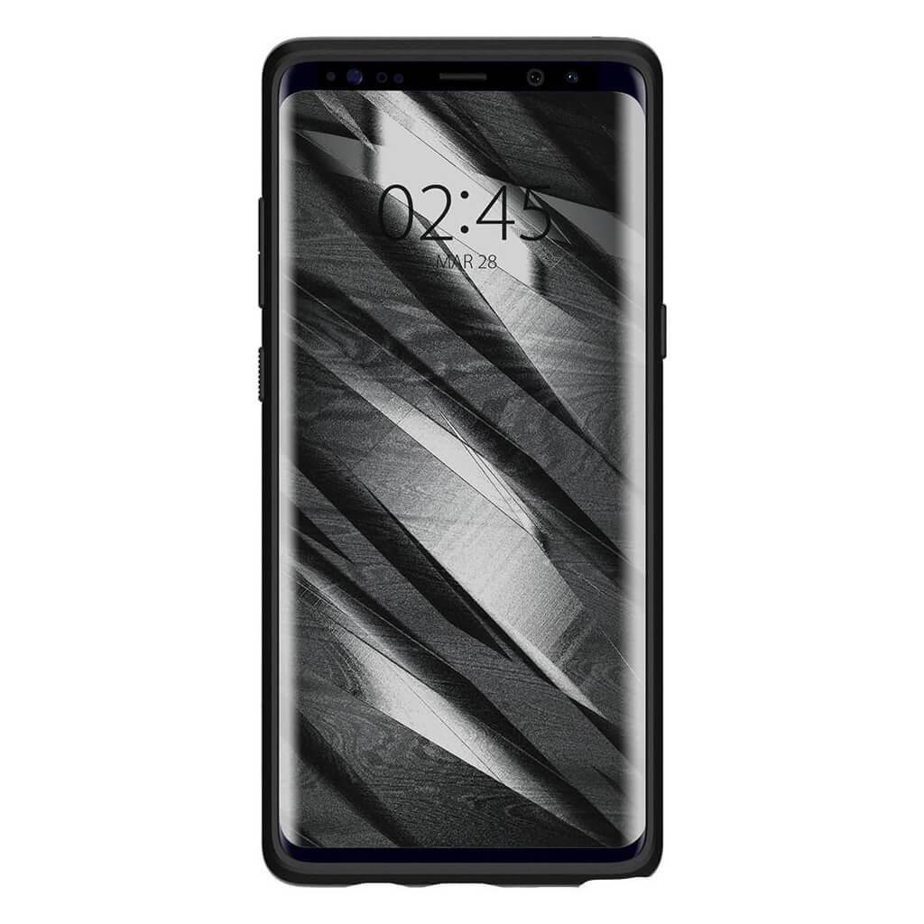 Θήκη Spigen Liquid Air Armor για Samsung Galaxy Note 8 Matte Black