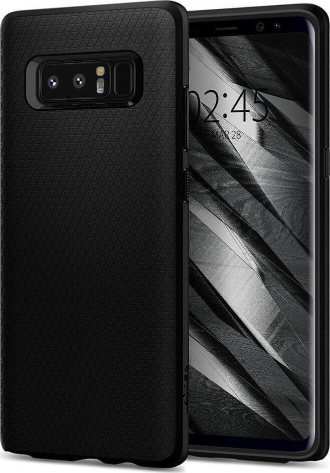 Θήκη Spigen Liquid Air Armor για Samsung Galaxy Note 8 Matte Black