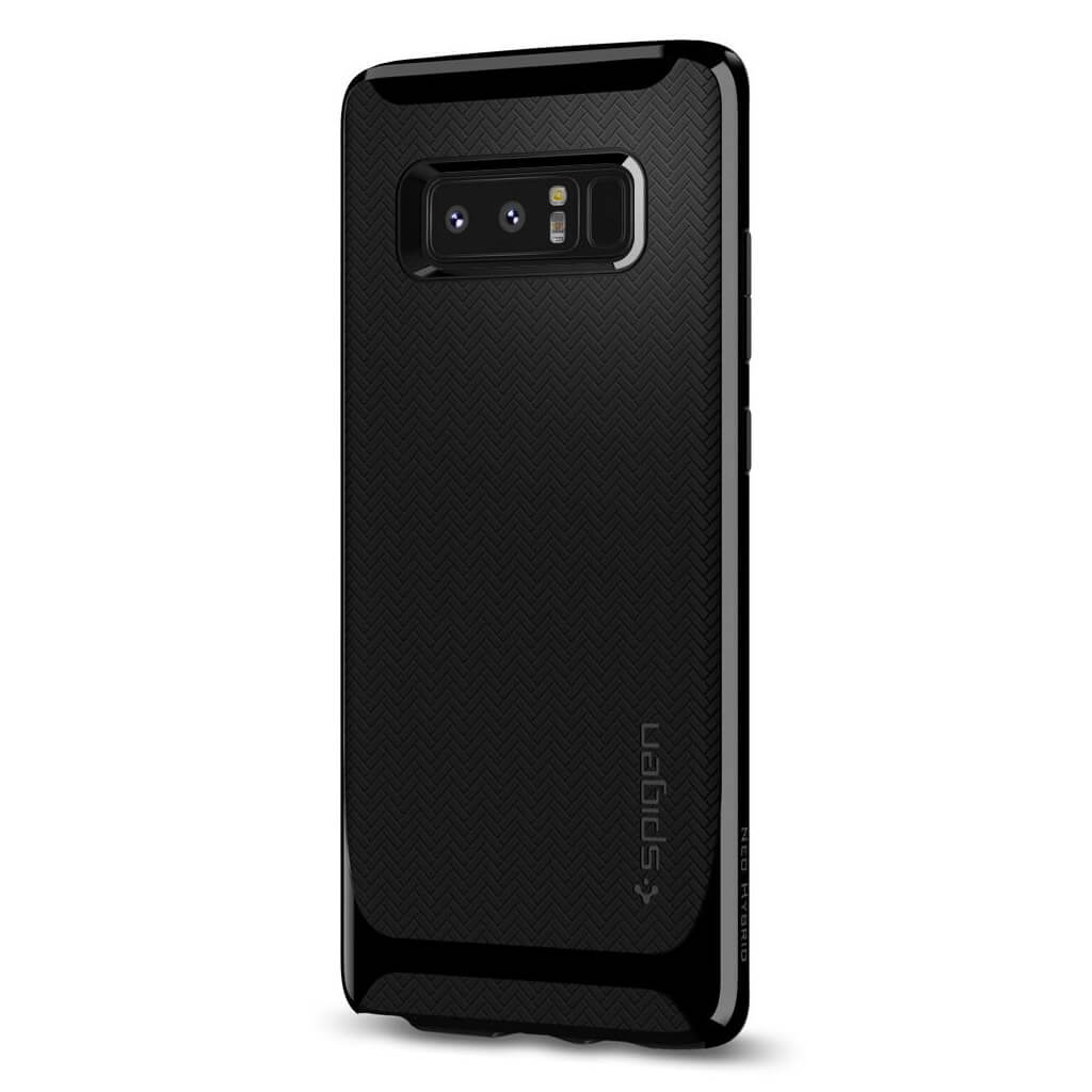 Θήκη Spigen Neo Hybrid για Samsung Galaxy Note 8 Shiny Black