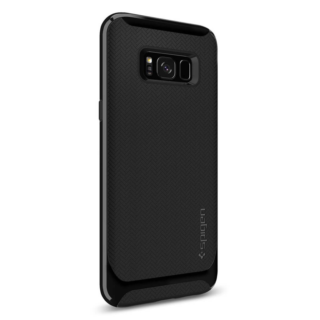 Θήκη Spigen Neo Hybrid για Samsung Galaxy S8 G950 Shiny Black