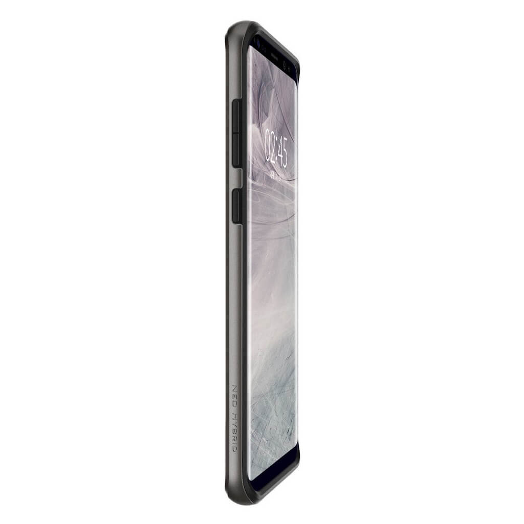Θήκη Spigen Neo Hybrid για Samsung Galaxy S8 Plus G955 Gunmetal