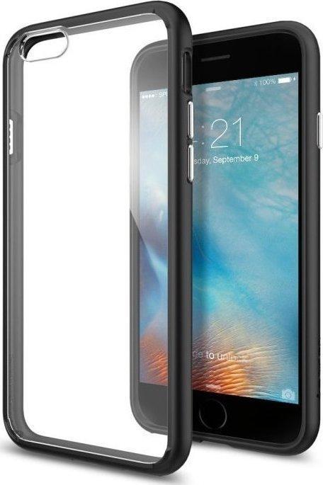 Θήκη Spigen Ultra Hybrid για iPhone 6/6s Black
