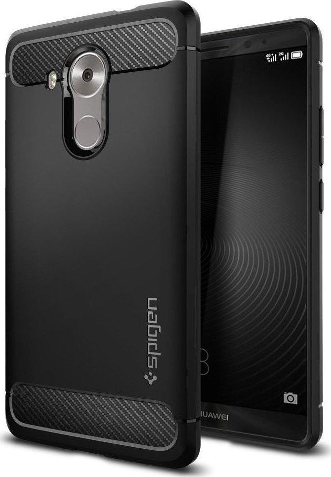 Θήκη Spigen Rugged Armor για Huawei Mate 8 Black
