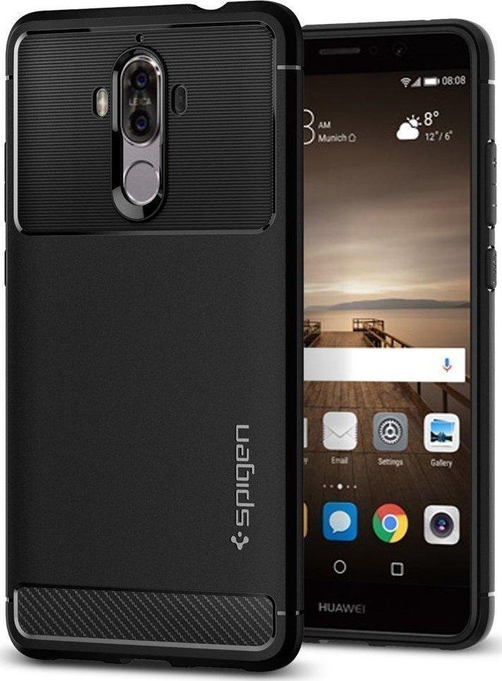Θήκη Spigen Rugged Armor για Huawei Mate 9 Black