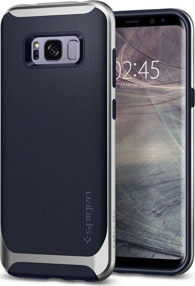 Θήκη Spigen Neo Hybrid για Samsung Galaxy S8 G950 Silver Arctic