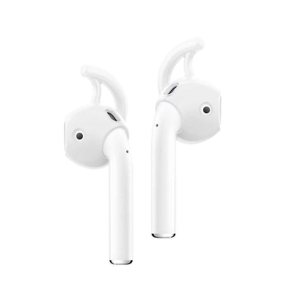 Θήκη Spigen Airpods Earhook White