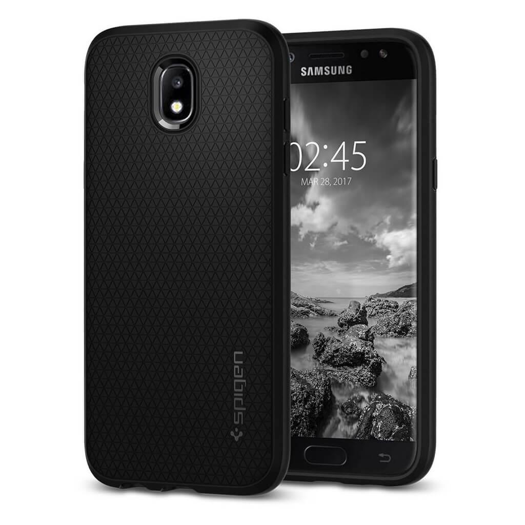 Θήκη Spigen Liquid Air Armor για Samsung Galaxy J5 2017 J530 Black