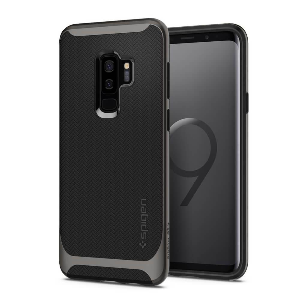 Θήκη Spigen Neo Hybrid για Samsung Galaxy S9 Plus G965 Gunmetal