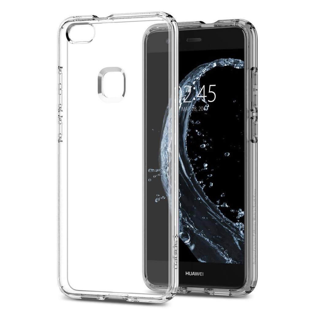 Θήκη Spigen Liquid Air Armor για Huawei P10 LIte Crystal Clear