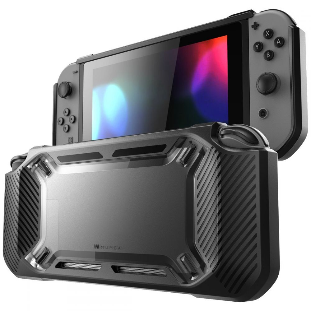 Tech-Protect Tough Θήκη για το Nintendo Switch black