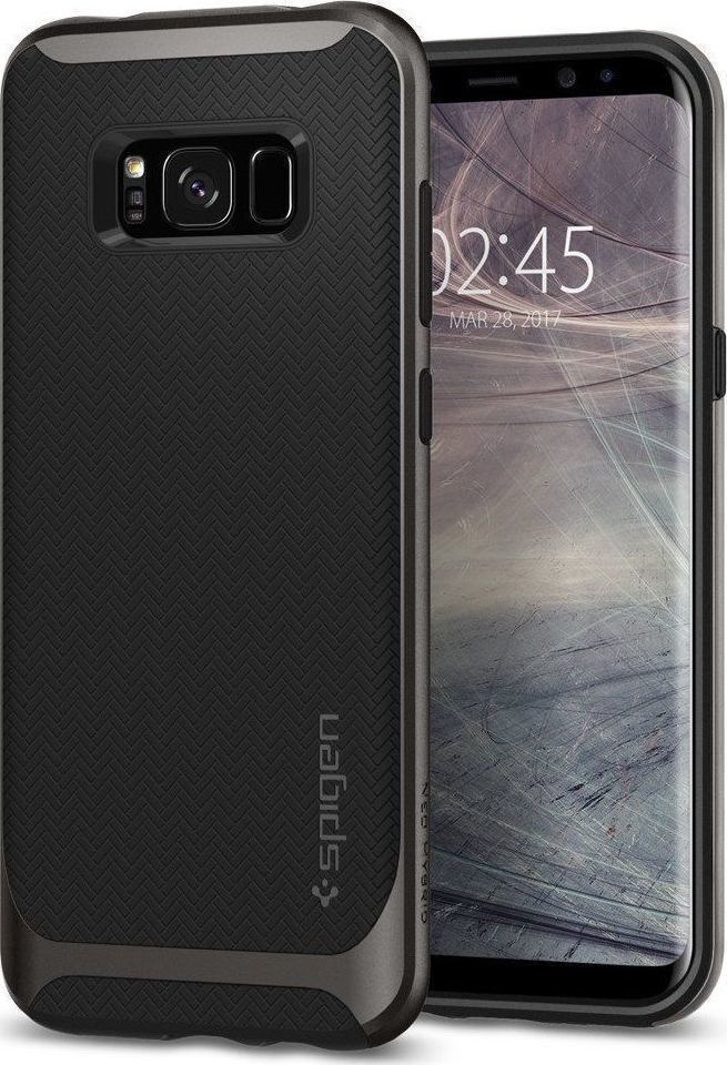 Θήκη Spigen Neo Hybrid για Samsung Galaxy S8 G950 Gunmetal