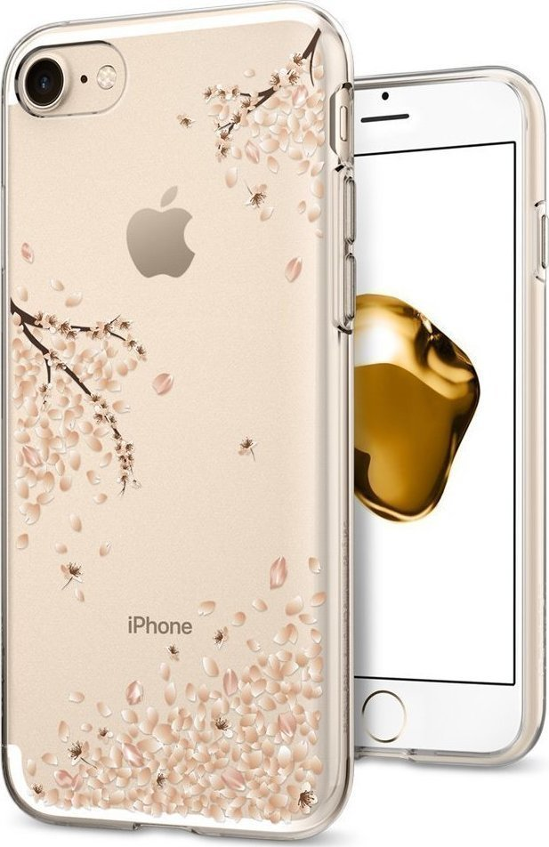 Θήκη Spigen Liquid Crystal για iPhone 7/8 Shine Blossom