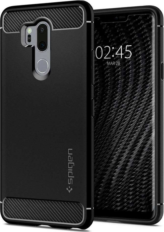 Θήκη Spigen Rugged Armor για LG G7 ThinQ Black A27CS23033