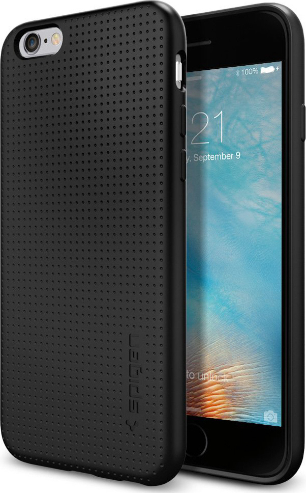 Θήκη Spigen Liquid Air Armor για iPhone 6/6s Black