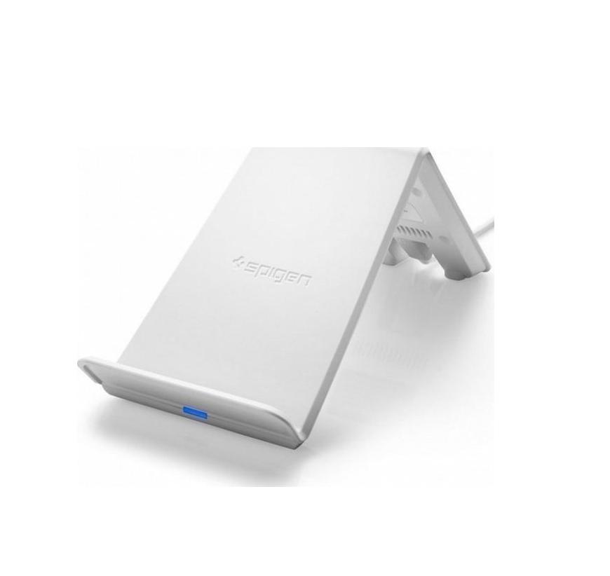 Spigen Wireless Charging Pad Qi F303W White