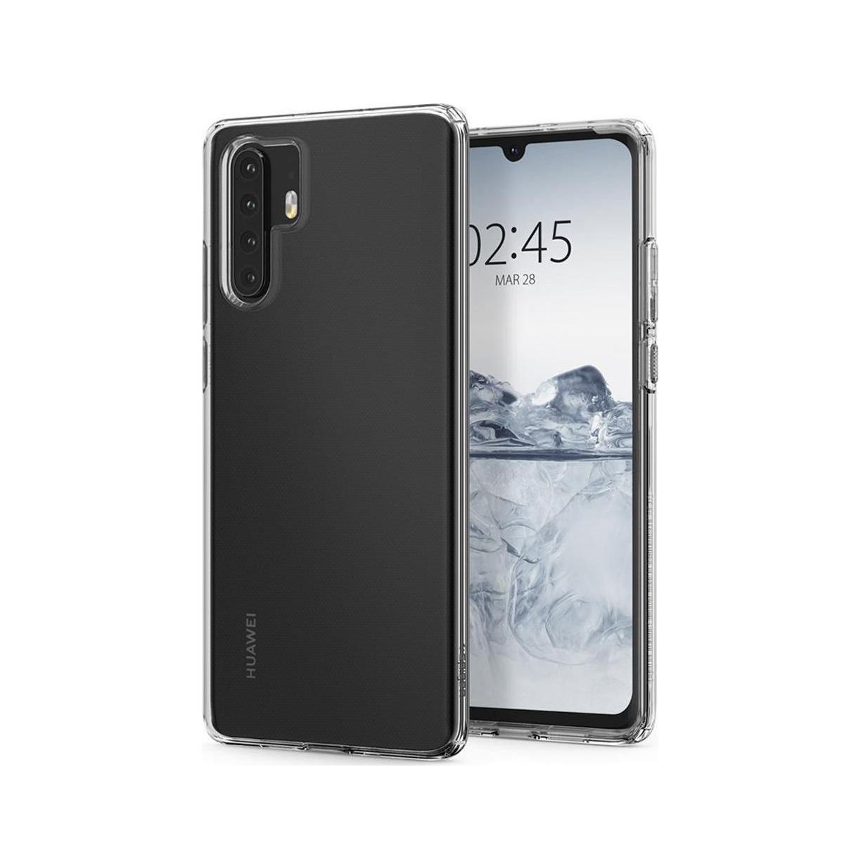 Θήκη Spigen Liquid Crystal για Huawei P30 Lite Crystal Clear