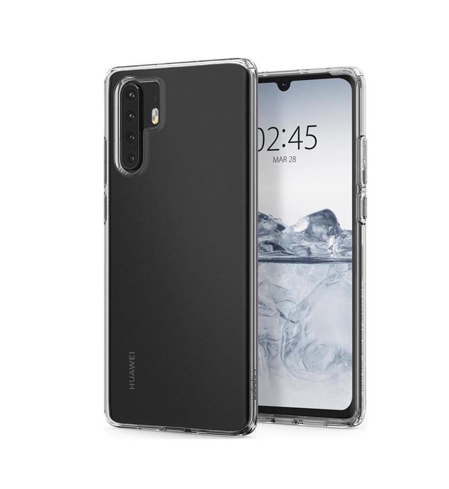 Θήκη Spigen Liquid Crystal για Huawei P30 Pro Crystal Clear