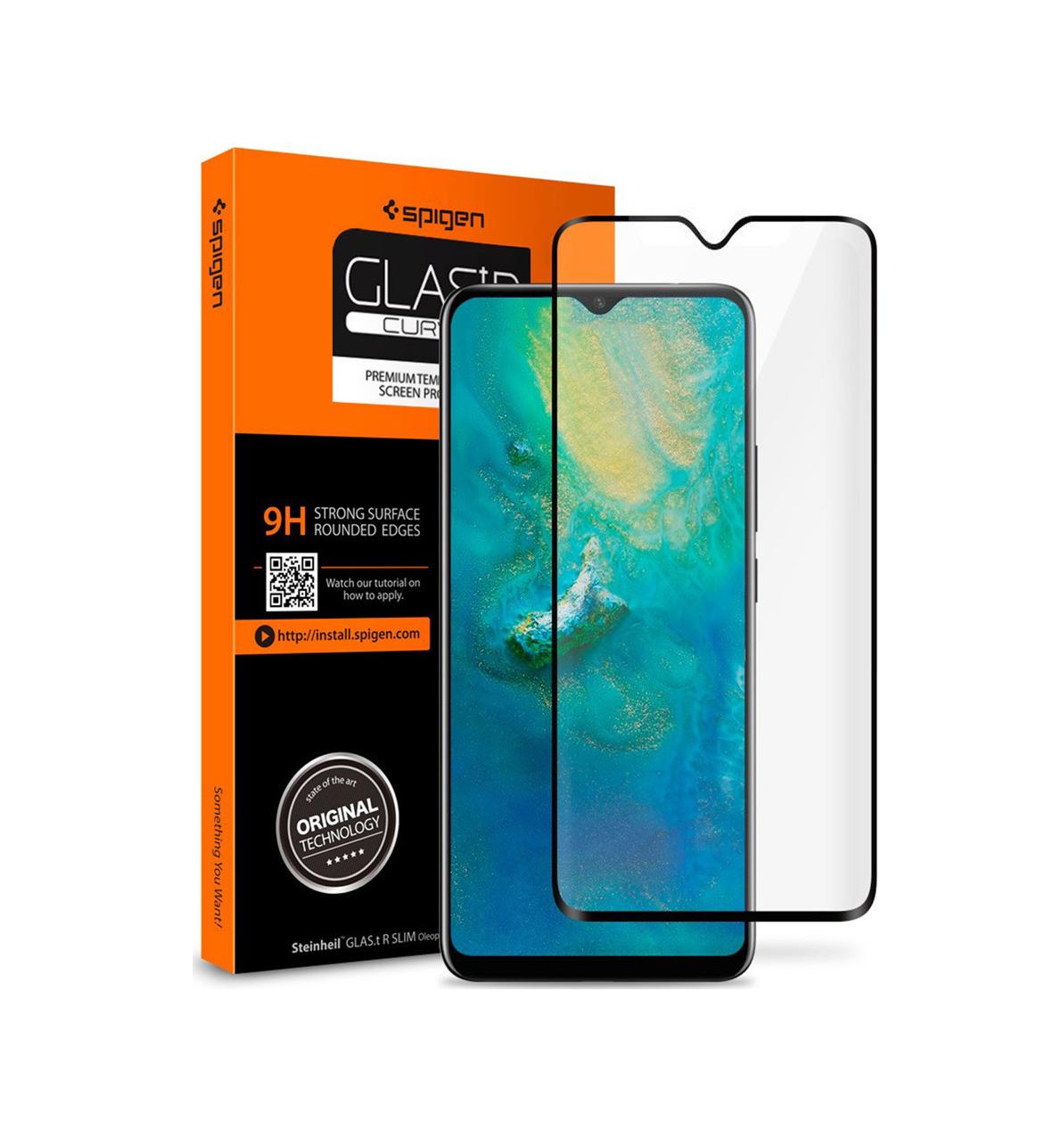 Spigen Glas.tR Slim HD Case Friendly Tempered Glass για Oneplus 6T