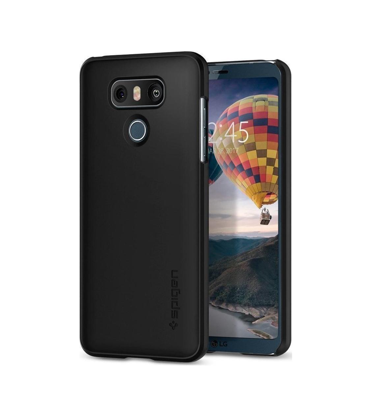 Θήκη Spigen Thin Fit για LG G6 Black