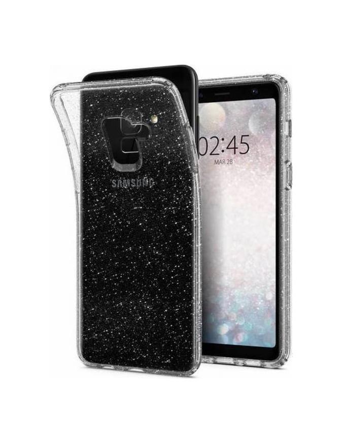Θήκη Spigen Liquid Crystal για Samsung Galaxy A8 2018 A530 Glitter Quartz