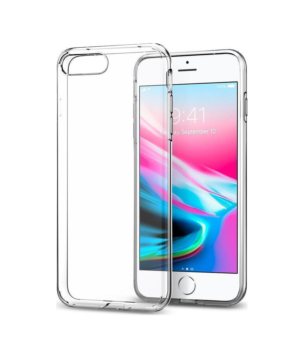 Θήκη Spigen Liquid Crystal 2 για iPhone 7/8 Plus Crystal Clear