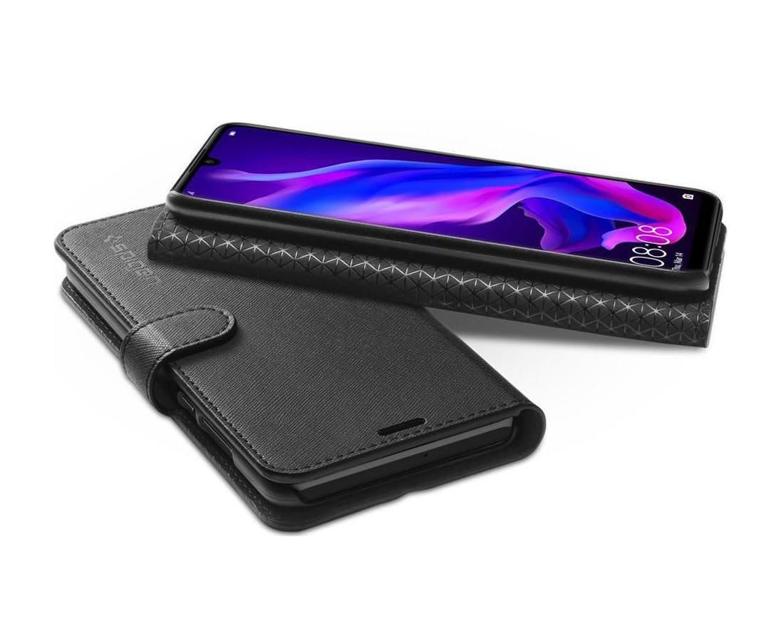 Θήκη Spigen Wallet S για Huawei P30 Pro Black L37CS25732