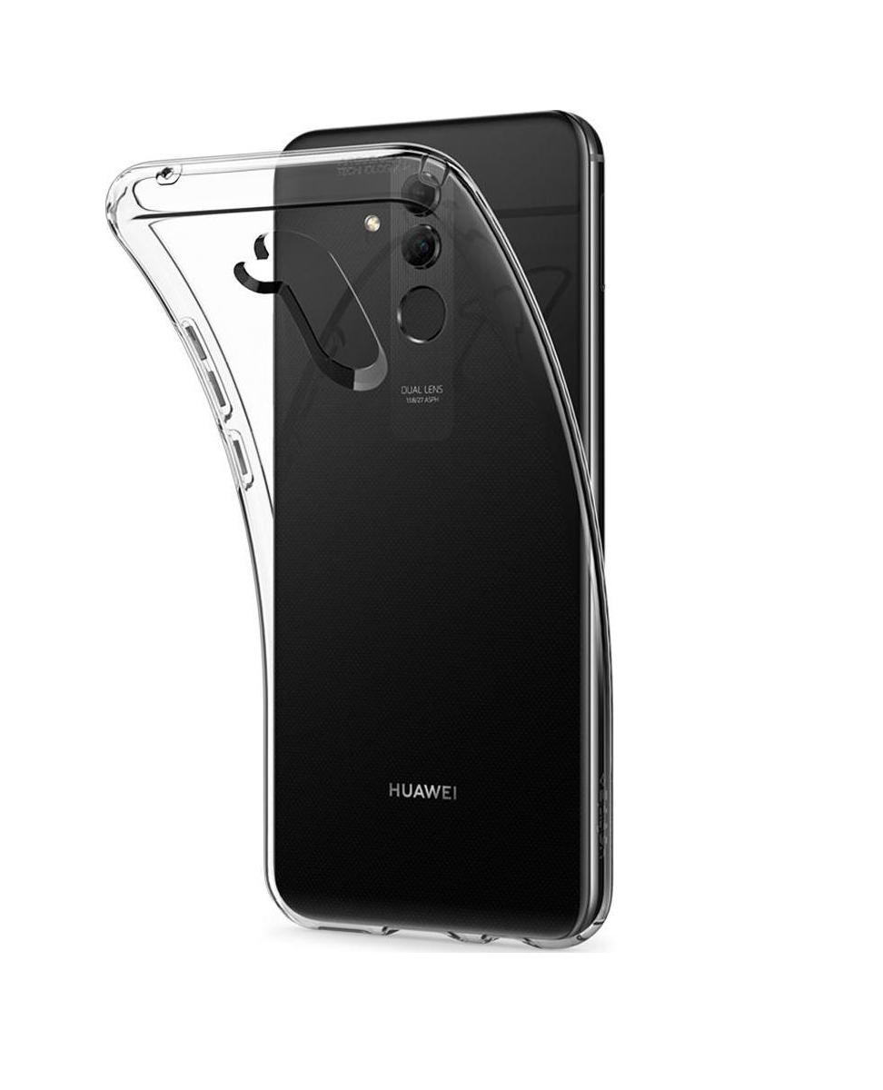 Θήκη Spigen Liquid Crystal για Huawei Mate 20 Lite Crystal Clear L35CS25066