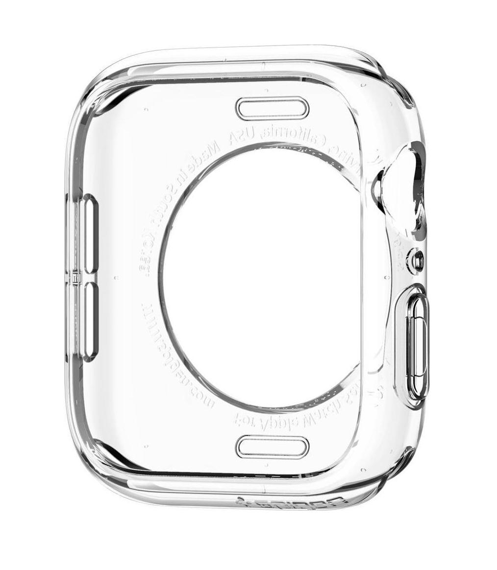 Θήκη Spigen Liquid Crystal για Apple Watch Series 4 44mm Crystal Clear 062CS24473