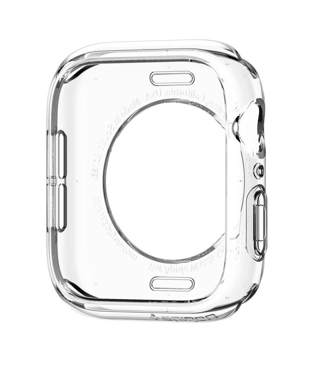 Θήκη Spigen Liquid Crystal για Apple Watch Series 4 40mm Crystal Clear 061CS24483