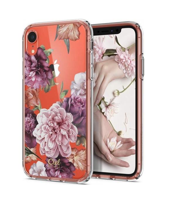 Θήκη Spigen Ciel για iPhone XR Rose Floral 064CS24897