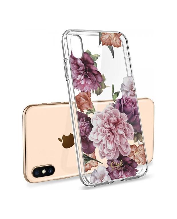 Θήκη Spigen Ciel για iPhone X/XS Rose Floral 063CS24937