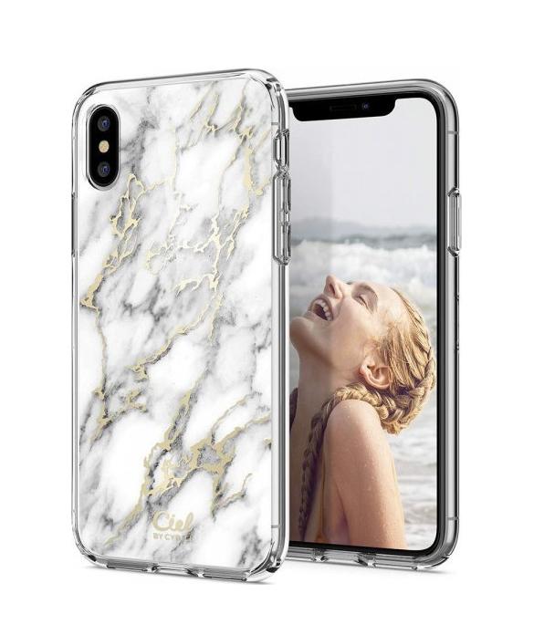 Θήκη Spigen Ciel για iPhone X/XS Marble 063CS24940