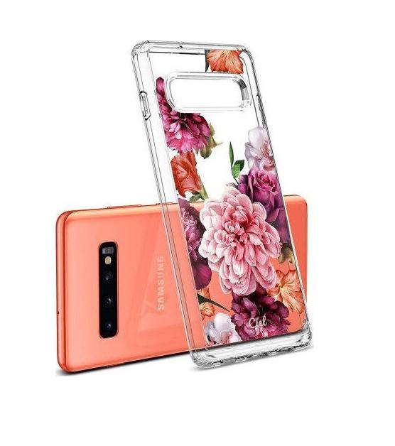 Θήκη Spigen Ciel για Samsung Galaxy S10 G973 Rose Floral 605CS25823