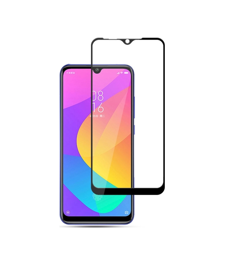 Mocolo Full Face Tempered Glass για Xiaomi Mi A3 Black