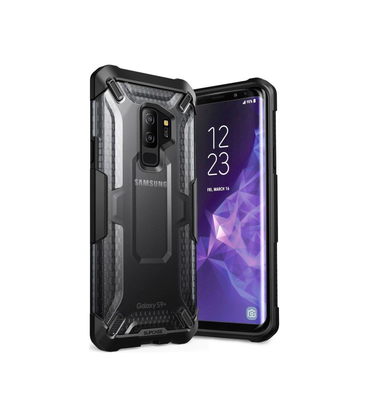 Θήκη Supcase Unicorn Hybrid για Samsung Galaxy S9 Plus G965 Frost/Black