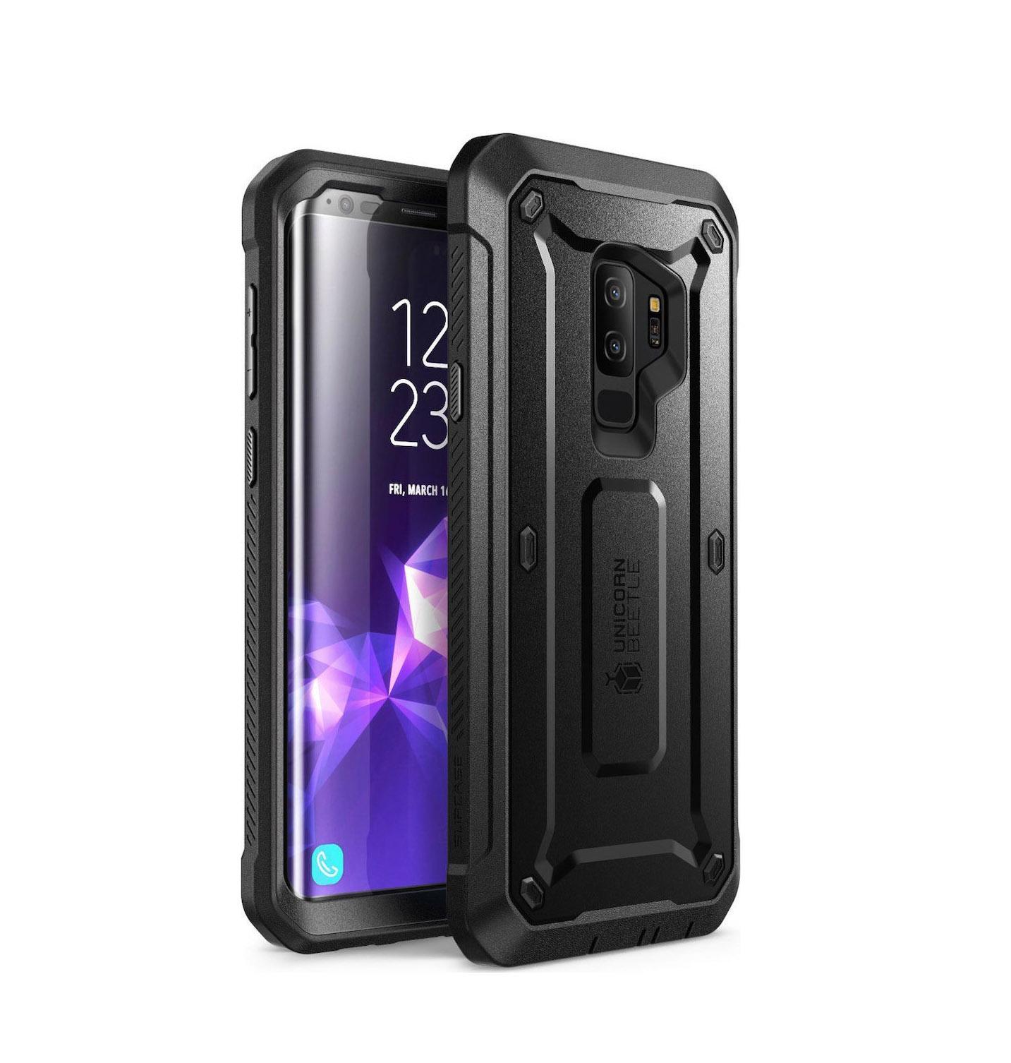 Θήκη Supcase Unicorn Beetle Pro για Samsung Galaxy S9 Plus G965 Black