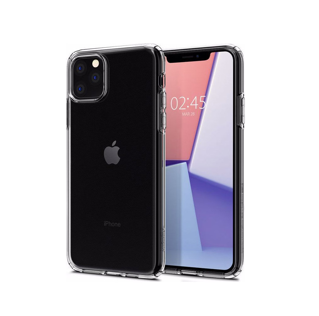 Θήκη Spigen Liquid Crystal για iPhone 11 Pro Crystal Clear 077CS27227